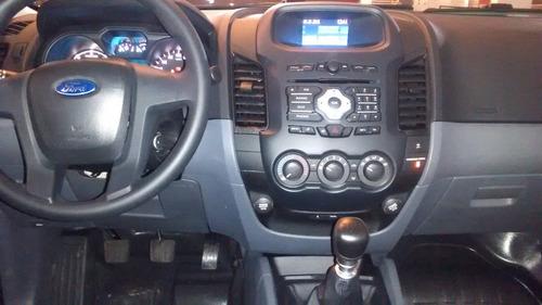 ford ranger 2.2 xl 4x2 cabina doble 0km 2018 07 (h)