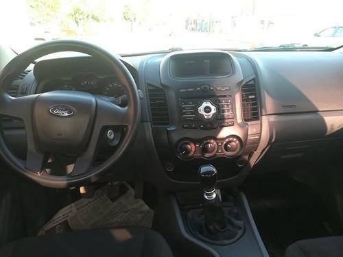 ford ranger 2.2 xl cab doble 2017
