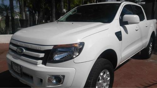 ford ranger 2.2 xl diésel cabina doble mt 2015