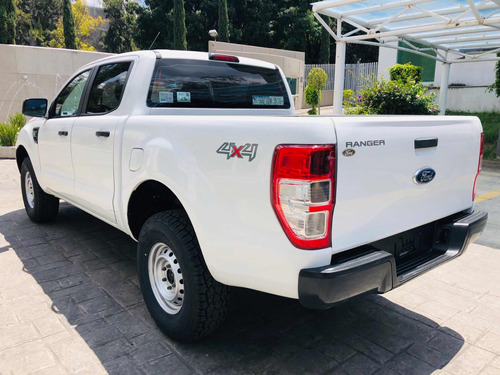 ford ranger 2.2 xl diésel cabina doble mt 2015