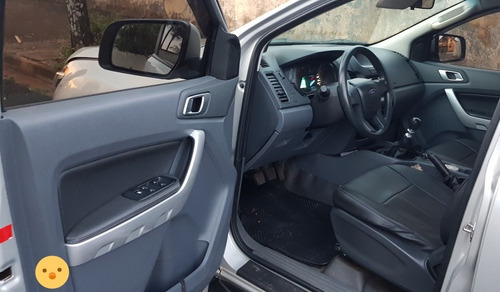ford ranger 2.2 xls cab. dupla 4x4 4p 2015
