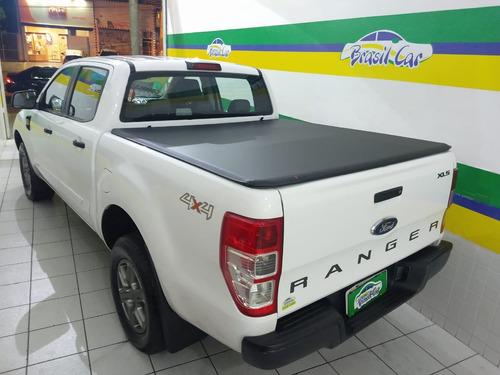 ford ranger 2.2 xls cab. dupla 4x4 4p 2017