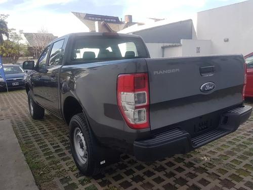 ford ranger 2.2l cd 4x4 xl diesel 2020 en stock linea nueva