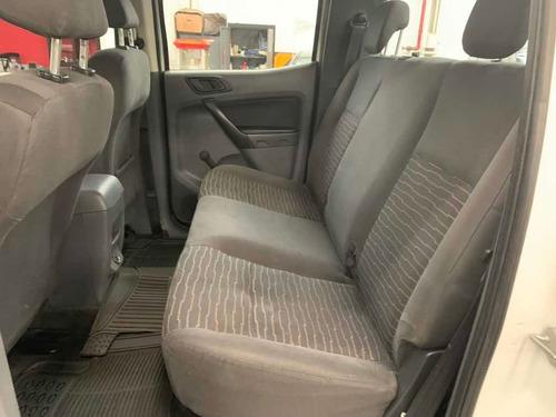 ford ranger 2.3 chasis doble cab xl 5vel mt