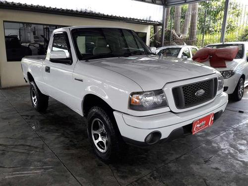 ford ranger 2.3 xl 4x2 cs 16v gasolina 2p manual 2008/2008