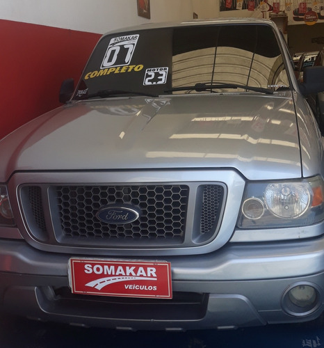ford ranger 2.3 xls cab. dupla 4x2 4p 2007