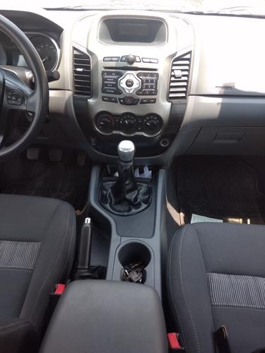ford ranger 2.3 xlt gasolina mt 2016