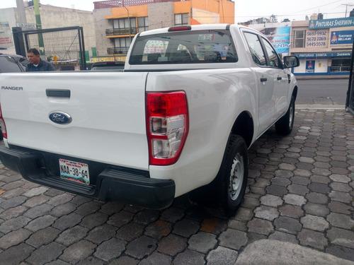 ford ranger 2.3 xlt gasolina mt 2017