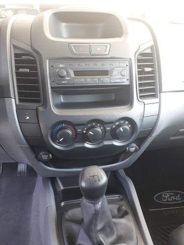 ford ranger 2.5 4x4 cabina doble 2019