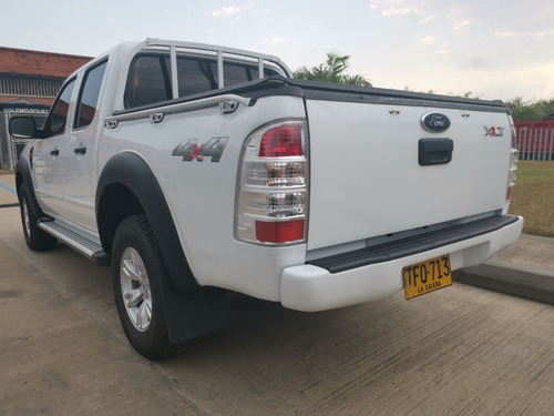 ford ranger 2.5  4x4 diesel 2012