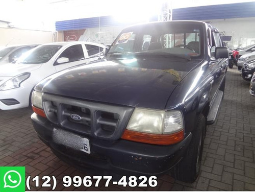 ford ranger 2.5 cab. regular 4x4 2p