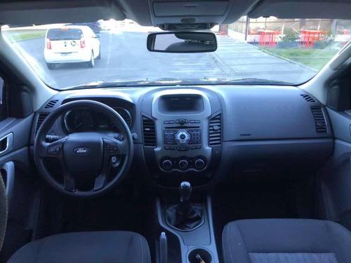ford ranger 2.5 cd 4x2 xlt ivct 166cv uruguay 2014