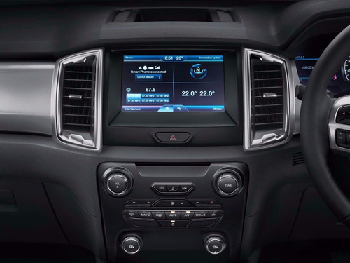 ford ranger 2.5 cd ivct xlt 166cv - entrega inmediata -