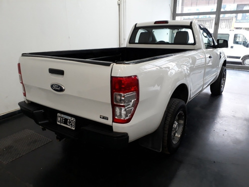 ford ranger 2.5 cs 4x2 xl safety ivct 166cv 2013