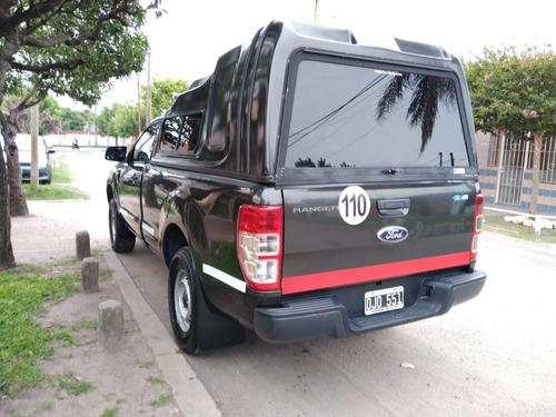 ford ranger 2.5 cs 4x2 xl safety ivct 166cv 2014