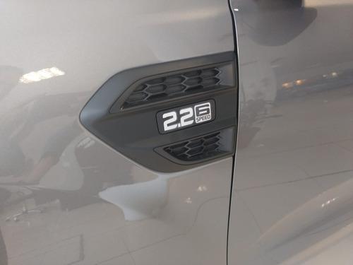ford ranger 2.5 cs anticipo $150.000 y cuotas sin interés#11