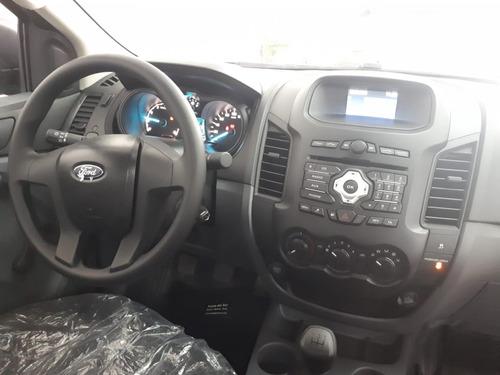 ford ranger 2.5 cs ivct xl 166cv 2018 autos exclusivos