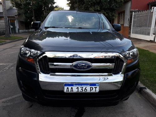 ford ranger 2.5 cs xl 2016