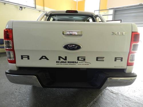 ford ranger 2.5 doble cabina nafta 0km