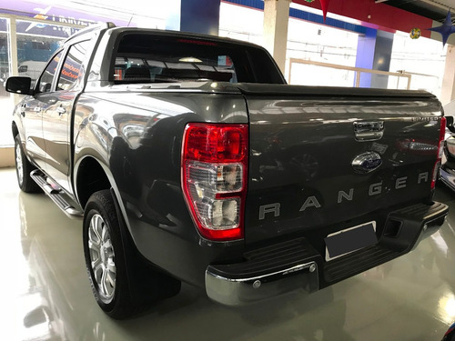 ford ranger 2.5 limited cab. dupla 4x2 flex 4p