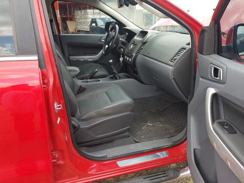 ford ranger 2.5 limited cabina doble 4x2 mt 2015