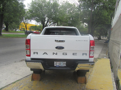 ford ranger 2.5 limited gas crew cab