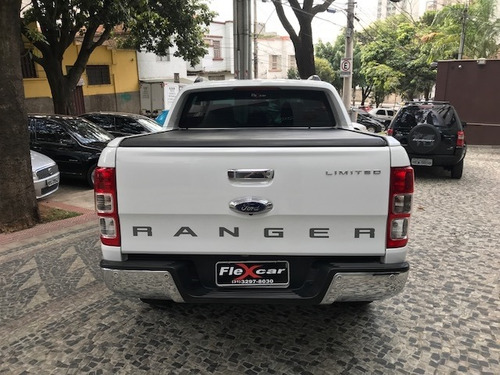 ford ranger 2.5 limited plus 4x2 cd 16v flex 4p manual