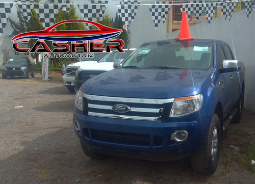 ford ranger 2.5 pickup xlt doble l4 man at 2014