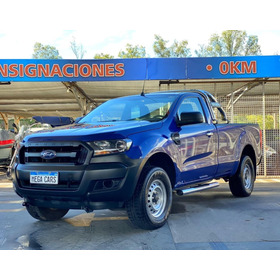 Ford Ranger 2.5 Sc Xl Safety 2018 - C/gnc - Igual A Nueva!