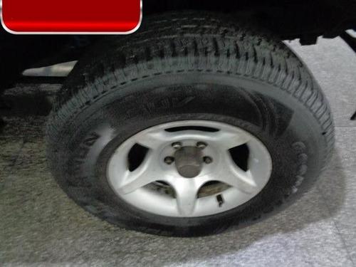ford ranger 2.5 xl 4x2 cd 8v 2001 prata diesel
