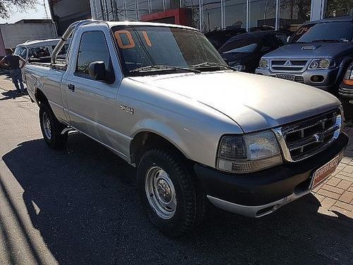 ford ranger 2.5 xl 4x2 cs - aceito troca 2001