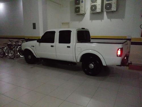 ford ranger 2.5 xl cab. dupla 4x2 4p diesel 2001
