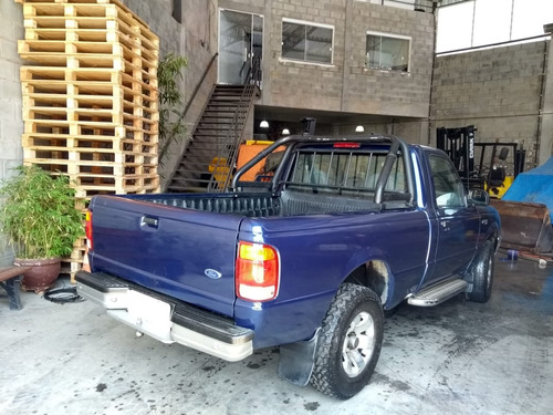 ford ranger 2.5 xl cab. regular 4x2 2p diesel 2001
