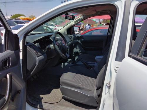 ford ranger 2.5 xl cabina doble mt 2015