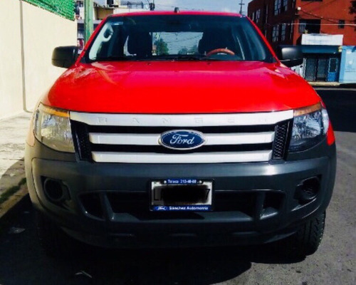 ford ranger 2.5 xl cabina doble mt 2016 autos y camionetas