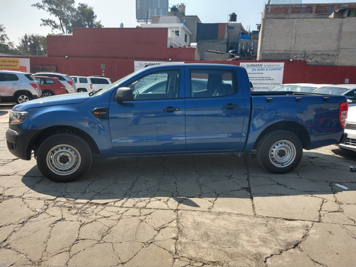 ford ranger 2.5 xl cabina doble mt 2019