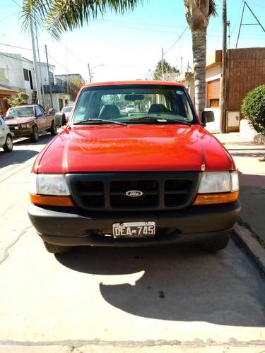 ford ranger 2.5 xl i dc 4x2