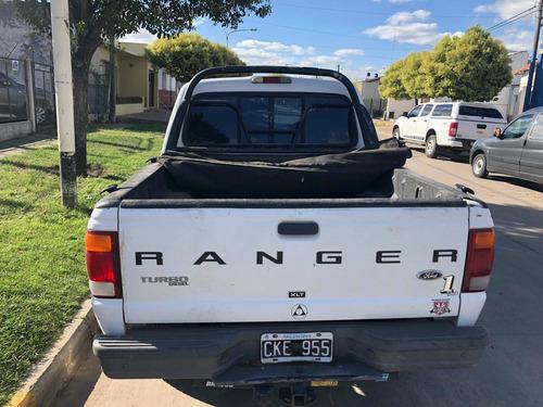 ford ranger 2.5 xl i dc 4x4 plus 1999