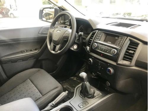 ford ranger 2.5 xl nafta 4x2 cd 0km