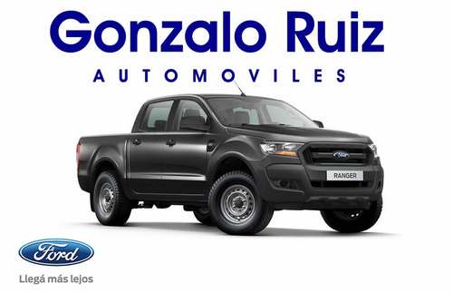 ford ranger 2.5 xl plus. entrega inmediata!