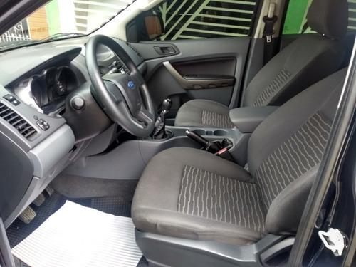 ford ranger 2.5 xls cab. dupla 4x2 flex 4p 2014