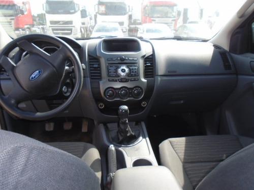 ford ranger 2.5 xls cab. dupla 4x2 mec. 4p