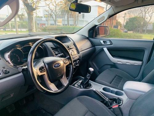 ford ranger 2.5 xlt 2017 (( gl motors )) financiamos!