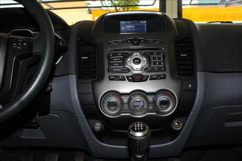 ford ranger 2.5 xlt 4x2 cd 16v flex manual