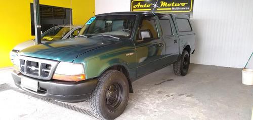 ford ranger 2.5 xlt 4x2 cd 8v turbo intercooler diesel 4p