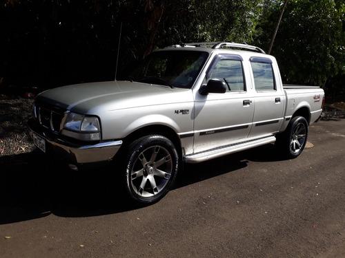 ford ranger 2.5 xlt cab. dupla 4x2 4p 2001