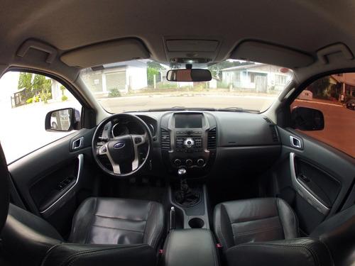 ford ranger 2.5 xlt cab. dupla 4x2 flex 2015