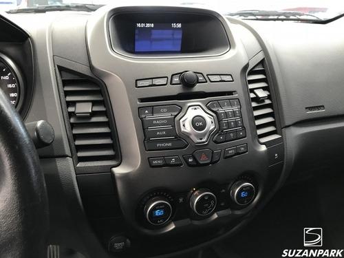 ford ranger 2.5 xlt cab. dupla 4x2 flex 2016