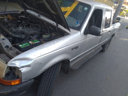 ford ranger 2.5 xlt cab. dupla 4x4 4p