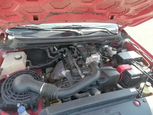 ford ranger 2.5 xlt cabina doble 4x2 mt 2016